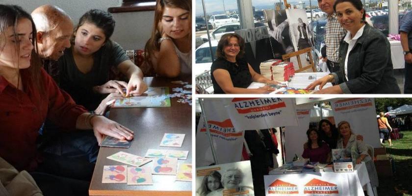 Türkiye Alzheimer Derneği Hasta Yakınlarına Hasta Bakım Kursu Veriyor
