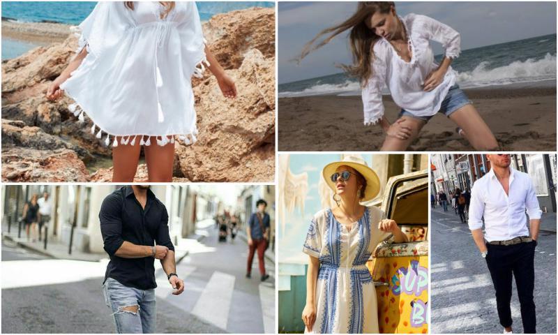 Yaz Aylarında Ne Giymeli