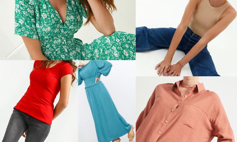 Kampanyalı Kadın Giyim Ürünleri