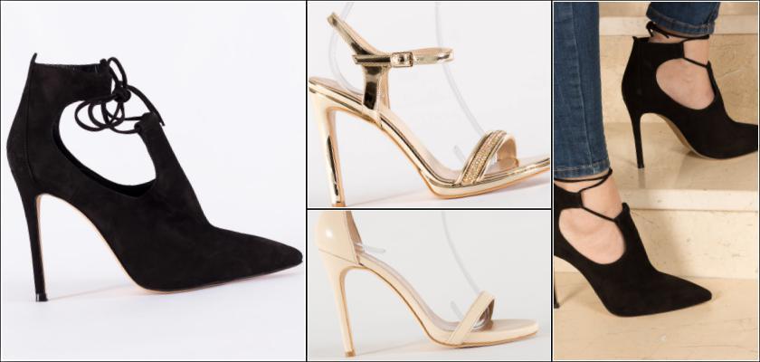 Kadın Ayakkabı Modası