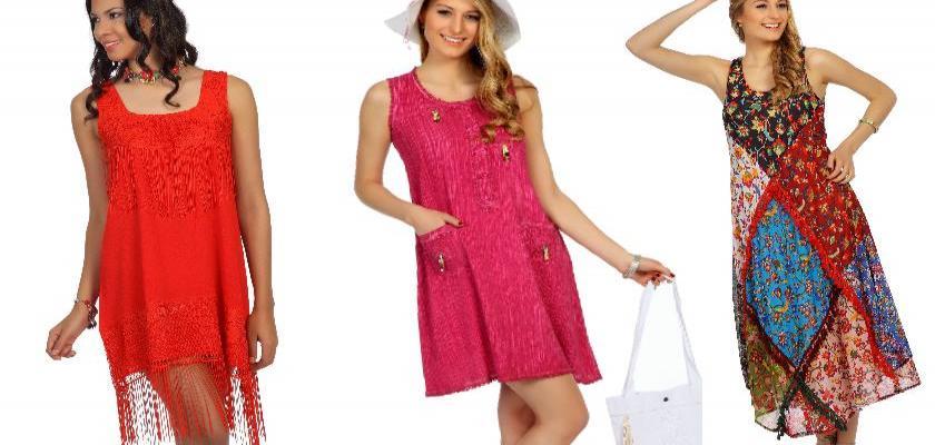 Şile Bezi Elbiselerde Renk Ve Model Seçenekleri