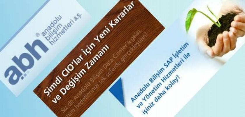 Anadolu Bilişim Hizmetleri Bir Adım Önde Olun