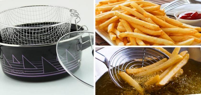 Patates Kızartmasını Tavada mı Fritözde mi Yapmak Daha Sağlıklıdır