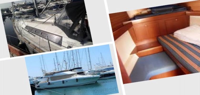 Satılık Tekne ve Yat İçin Alınan Hizmet bedelleri