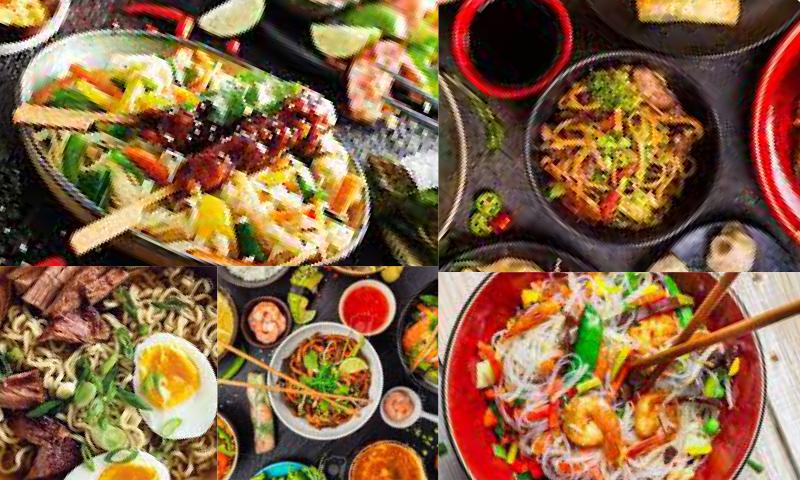 Comida Vietnamita Barcelona - Vietnam Restoranı Barcelona