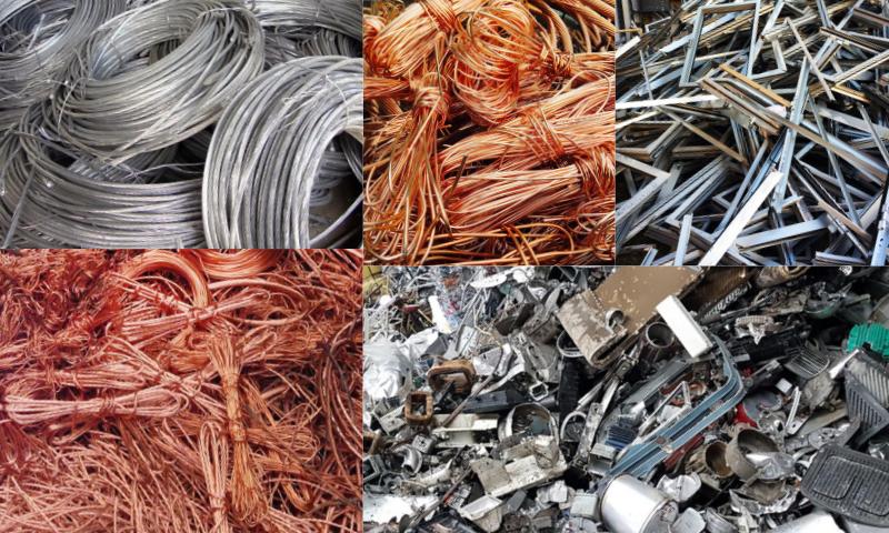 Alüminyum Hurdaların Kullanım Alanları