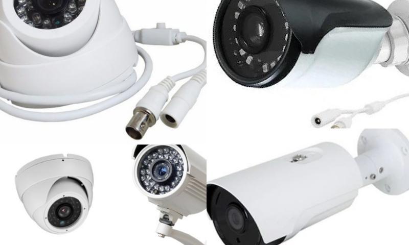 Data Alarm ve Kamera Sistemleri