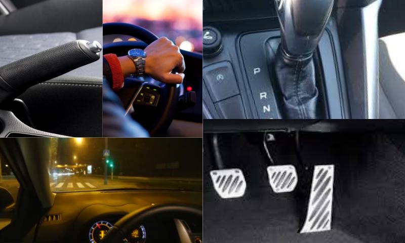 Nasıl Araba Kullanırım