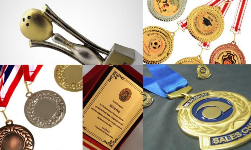 Kitap Madalyaların Farkı