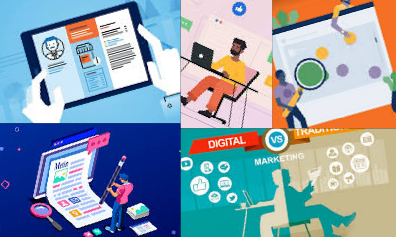 Dijital Tanıtım Platformu Her Sektöre Hitap Eder