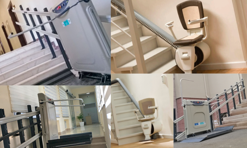 Merdiven Asansörlerin İşlevi