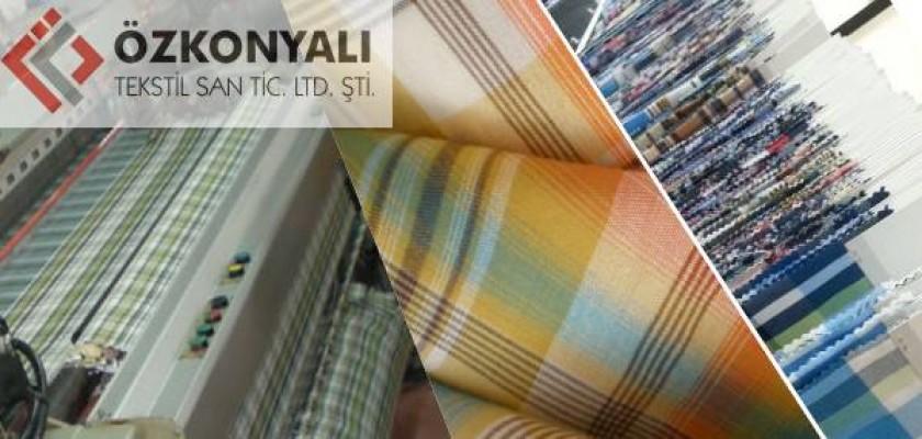 Tekstilin Dev İsimlerinden Bir Tanesi; Özkonyalı Tekstil