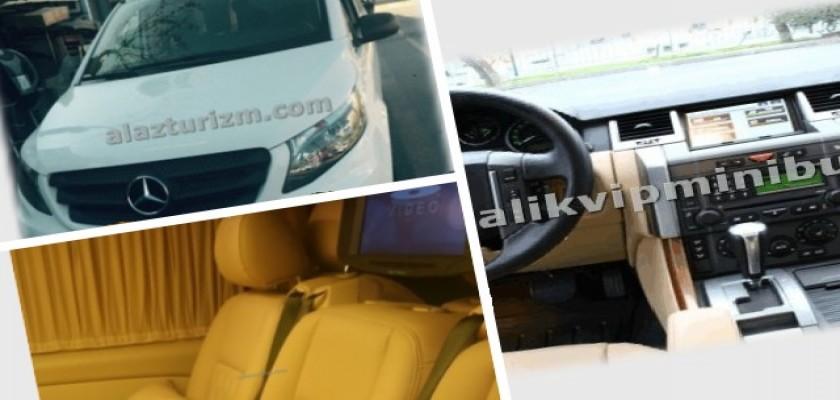 Range Rover Sport Özellikleri