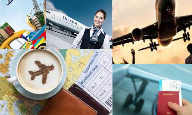 Online Uçak Bileti Almak